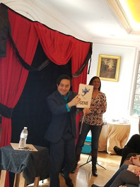Naathan Phan Private Event Magic and Celebrity Impresions