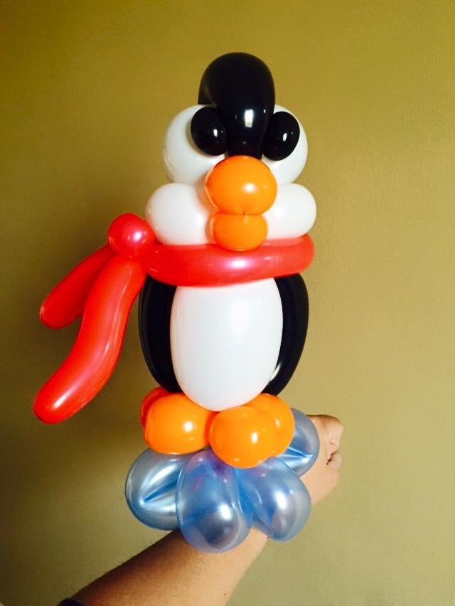 Penguin-Balloon-Twister