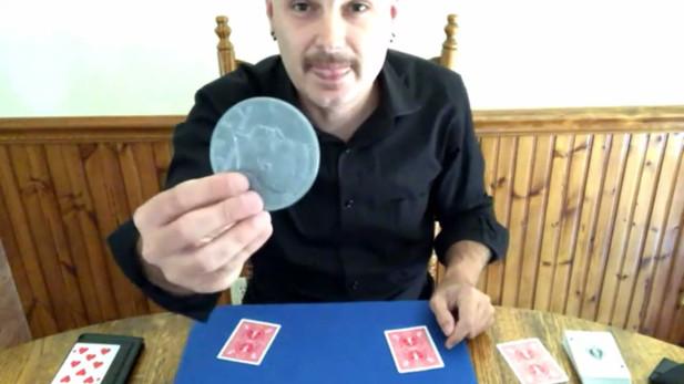 Week 20 Joe's Virtual  Close Up Magic Sh
