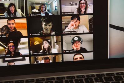 Virtual talk on Inclusive Language
