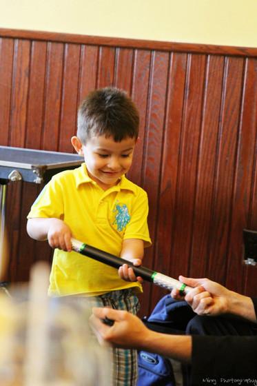 Little-Boy-Magical-Show-Guest