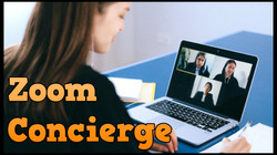Zoom Concierge