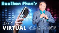 Naathan Phan's Live Virtual Karaoke