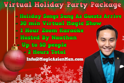 Naathan Phan Holiday Party Package