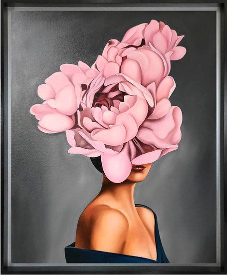 Mujer de Flor IV