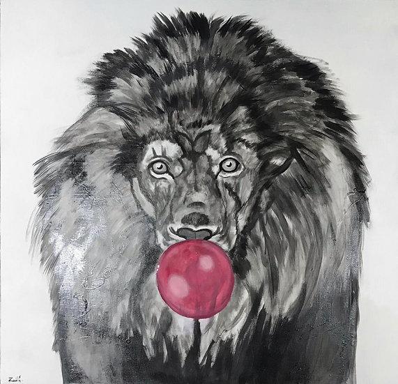 BubbleGum Lion
