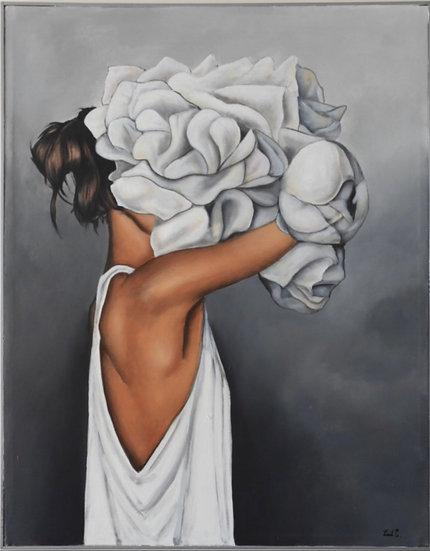 Mujer de Flor