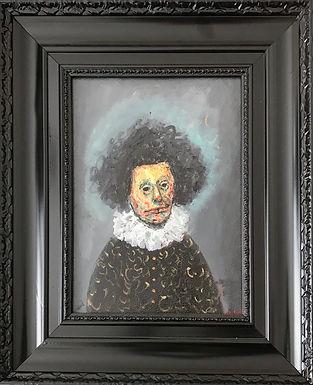Retrato de Frans Hals