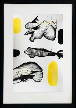 Simplicity Blak & Yellow II