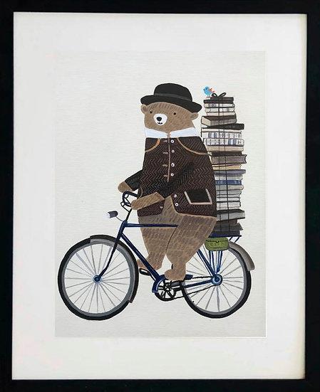 Intelectual Bear