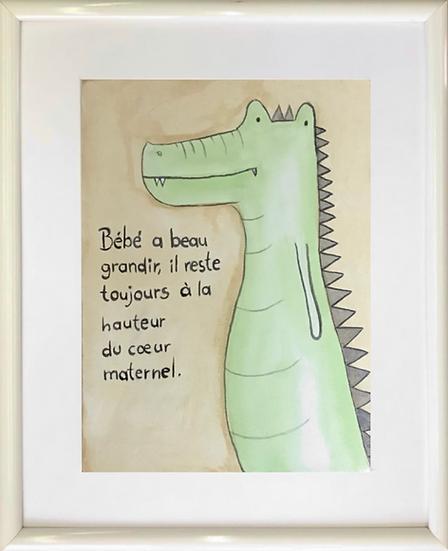 Baby Crocodrile