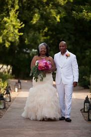 DFW Outdoor Wedding Venue