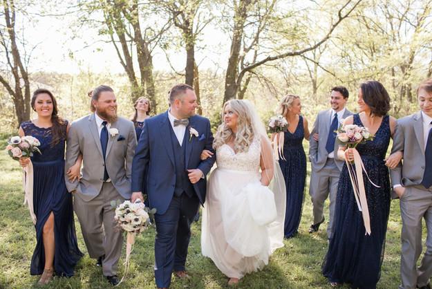 Outdoor Dallas Wedding Venue