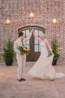Courtyard Wedding Venue Dallas