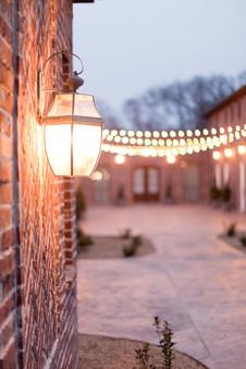 Dallas Courtyard Wedding Venue