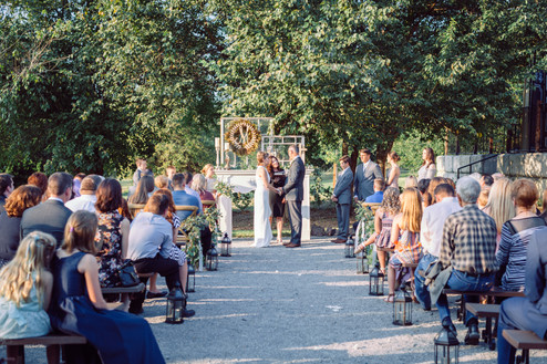 McKinney Outdoor Ceremony