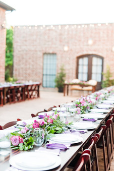 Courtyard Wedding Venue