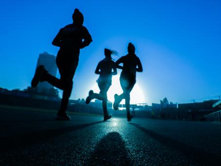 Keep on Running - In Dedication to Mandy Steinberg