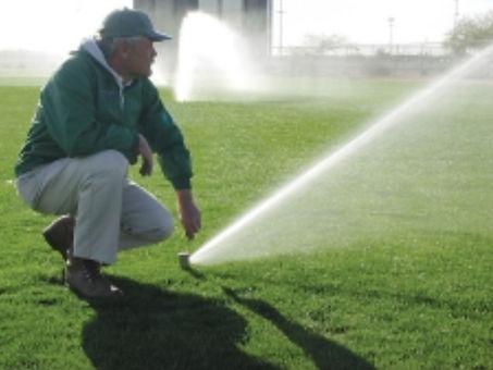 Irrigation Maintenance