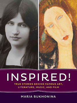 Inspired! by Maria Bukhonina cover