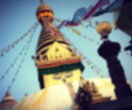 Swayambu Temple, Kathmndu Nepal