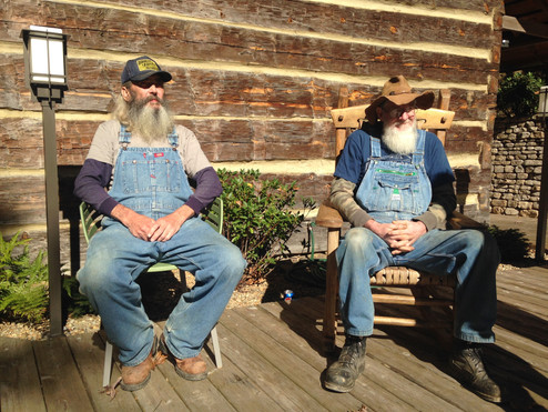 Moonshiners of Tennessee