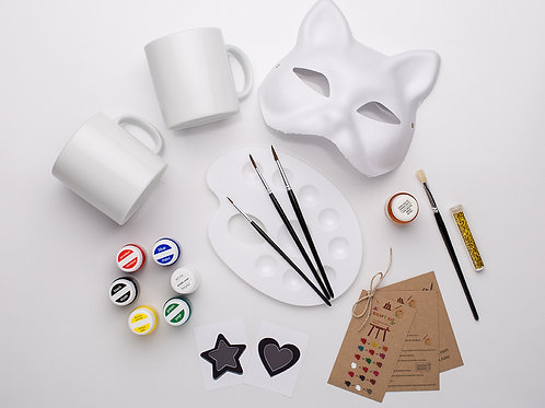 Craft Kit - Porselen 1