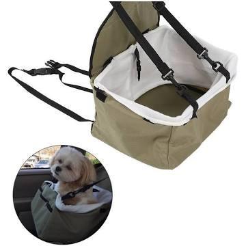 Bolso canasta mascota