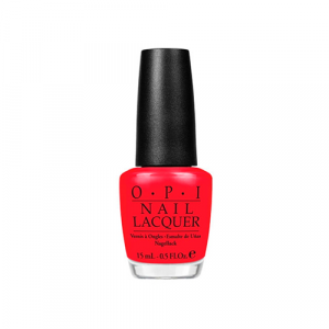 OPI-COLOR  RED