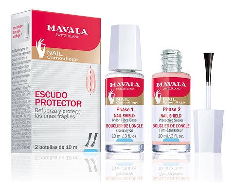 MAVAL Nail Shield -escudo protector de uñas 2 Pasos