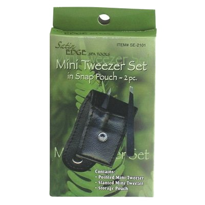 MINI TWEEZER SET PINZAS
