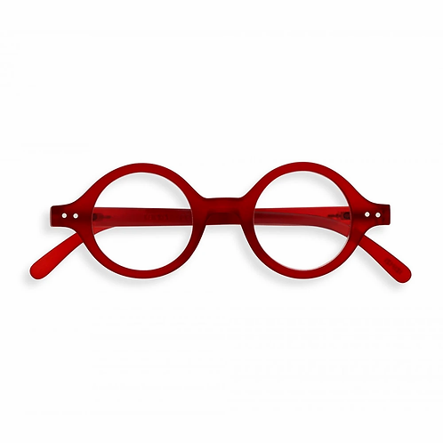 IZIPIZI ANTEOJO LECTURA #J RED CRYSTAL +1