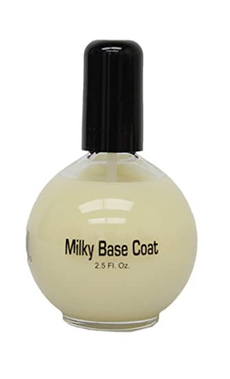 MILKY BASE COAT 2.5 FL.OZ