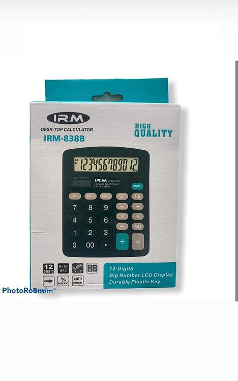 Calculadora 12 dígitos (escritorio)
