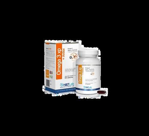 OMEGA 3 + ANTIOXIDANTE ALTA CONCENTRACION