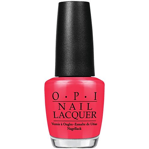 OPI-COLOR RED MY FORTUNE COOKIE