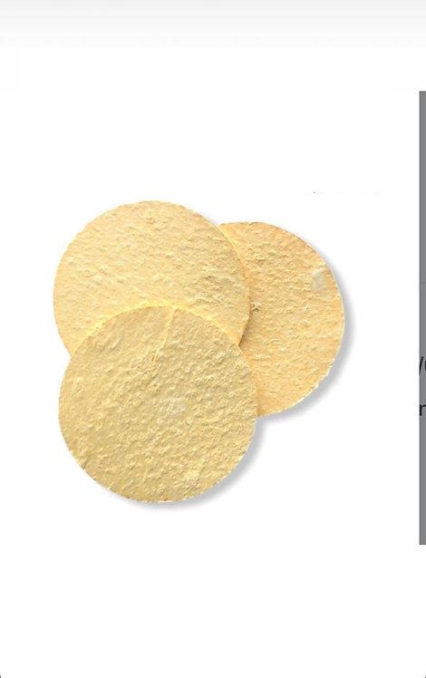 Set esponjas limpieza cara (3 unid)