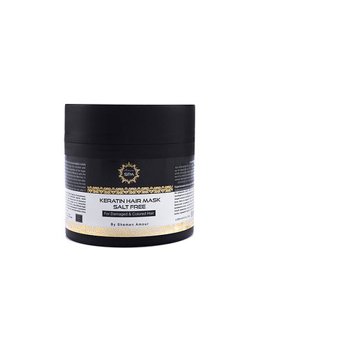 AMOUR HAIR MASK KERATINE