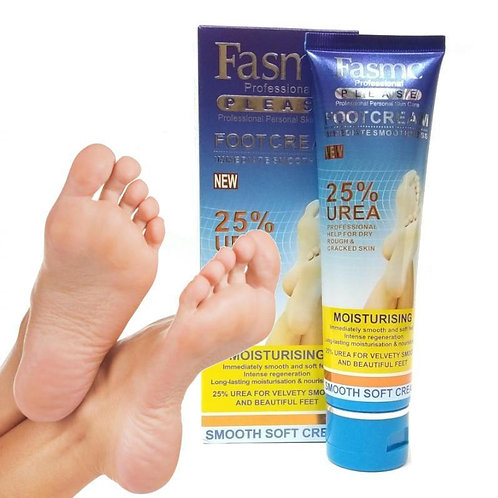 Crema para pies 25% de urea