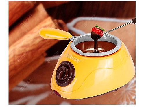 Maquina fondue chocolatie