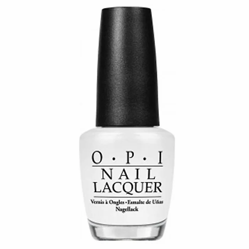 OPI-COLOR ALPINE SNOW