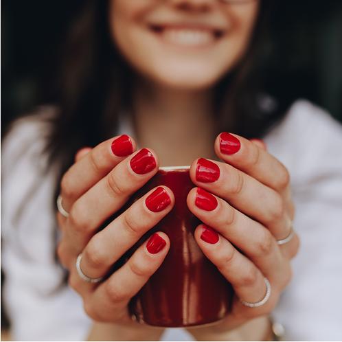 GC Manicure Esmaltado Tradicional + Guante Hidratante para tus manos
