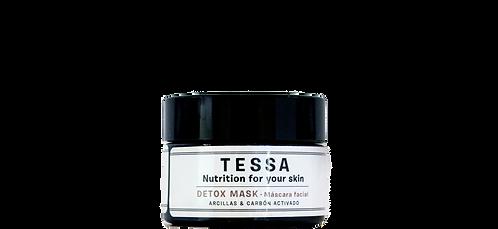 TESSA DETOX MASK  30 ML