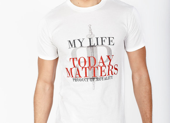 TODAY MATTERS (WHITE)