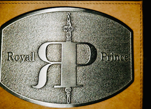 ROYAL PRINCE BELT BUCKLE