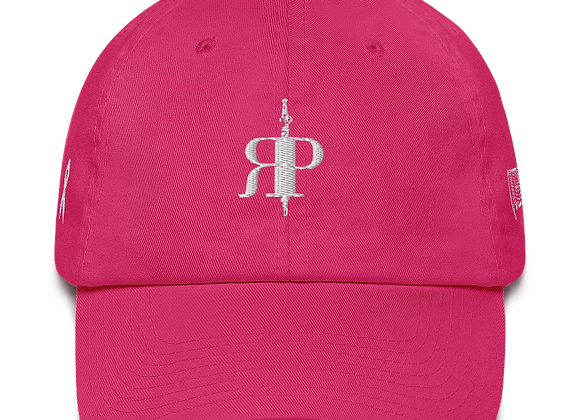 QUEEN BREAST CANCER CAP