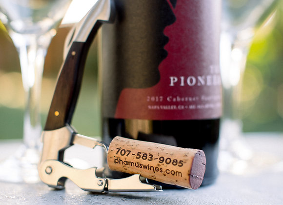 The Pioneer - 2018 Cabernet