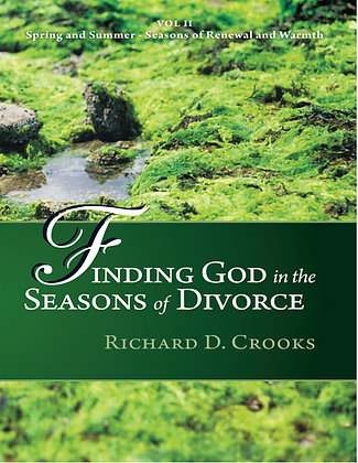 Finding God in the Seasons of Divorce   Volume 2