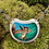 Thumbnail: Squirrel Cloisonné Pendant in Silver by Harriet Taylor-Thorpe