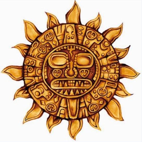 Inti (Sun God) & Summer Solstice
